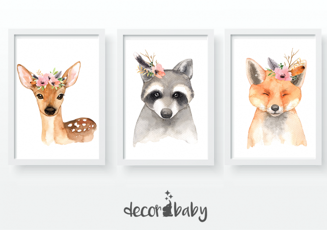 forest-fox-raccoon-bambi